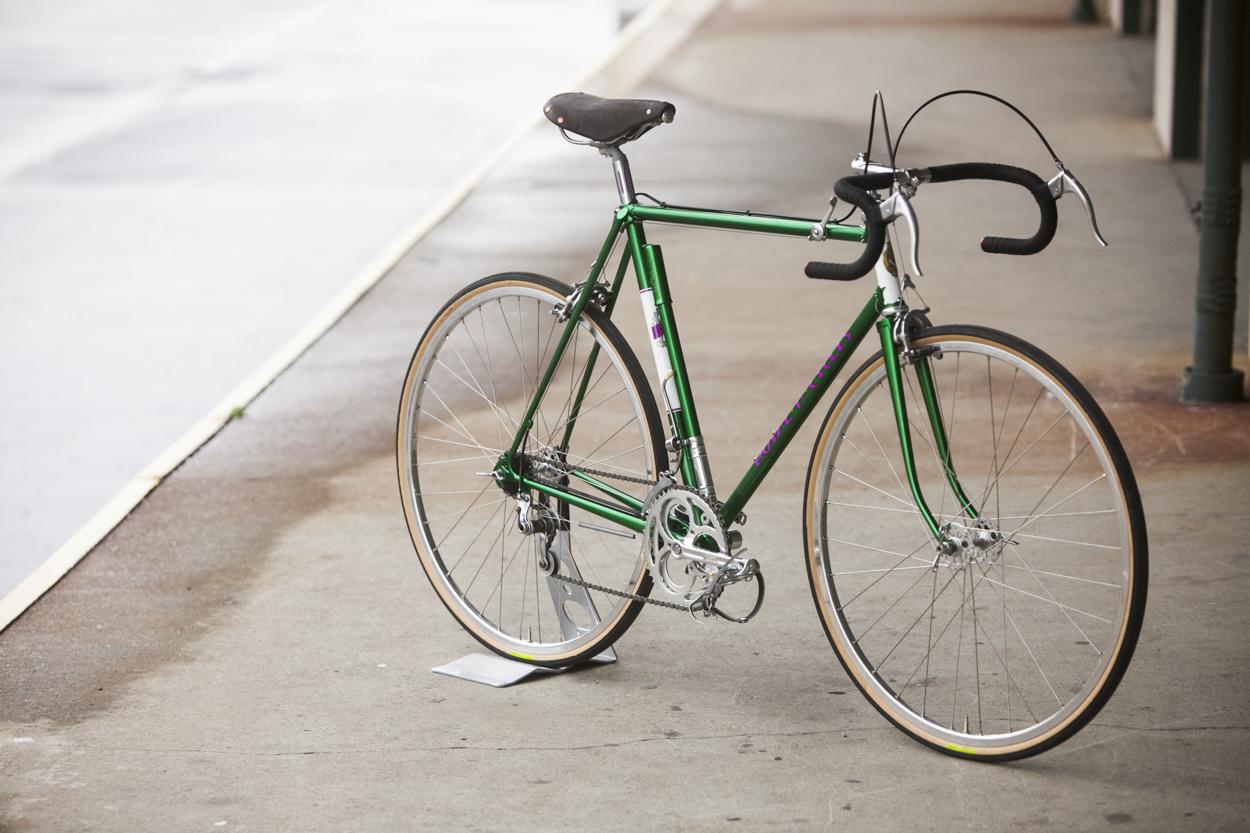 Vintage Touring Bike